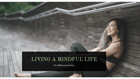 Living a Mindful Life