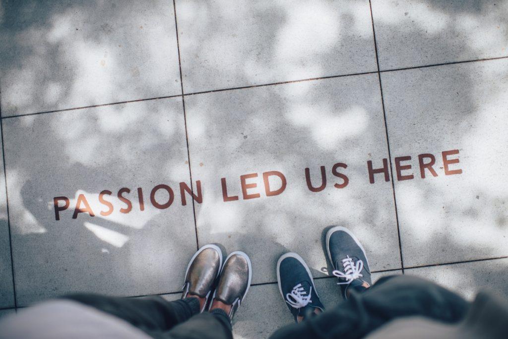 Passion Fuels Motivation